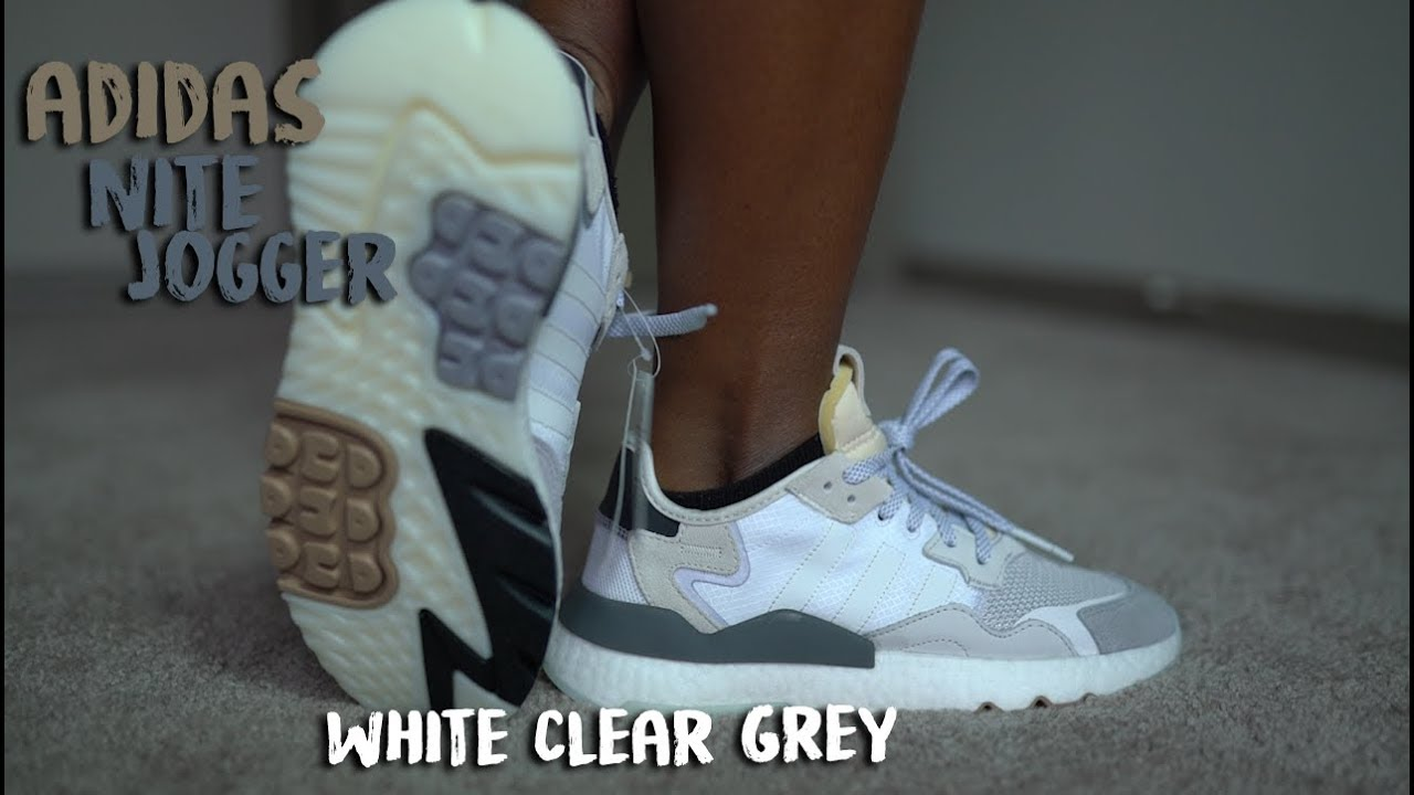 2b467fbbf Unboxing Adidas Nite Jogger On Feet Review  Roadto1000Subacribers ...