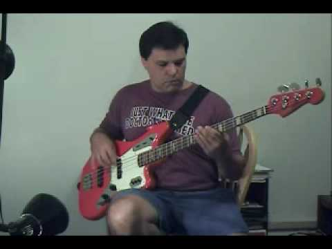 The Police -  It's Alright For You Bass Cover