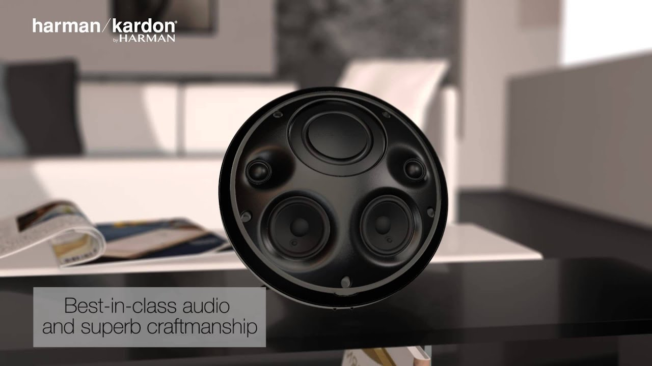 The Harman Kardon Onyx Studio 2