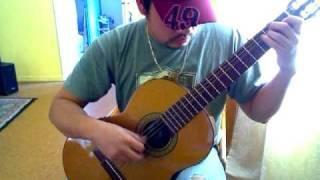 Jose Perez Leon-Guitarra Acustica Tigres del Norte Jose Garcia