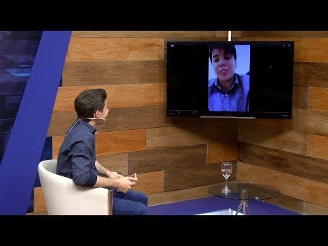 AHORA TV | Entrevista a Agustina Vivero