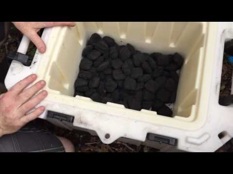 Charcoal For Bad Odor In Ice Cooler??