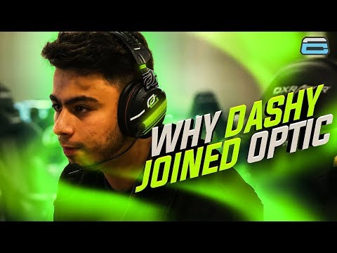 THIS IS WHY DASHY JOINED OPTIC GAMING!! (COD: BO4)