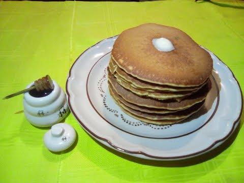 HOT CAKES ESTILO 'FERIA' /como hacer