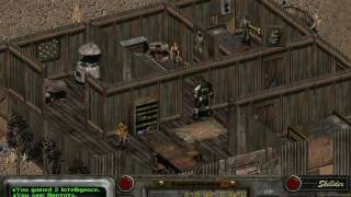 Let s Play Fallout 2 07 The Bonds Of Marriage