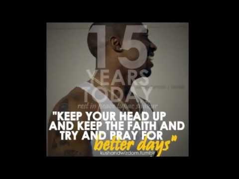2pac-Better days lyrics video - YouTube