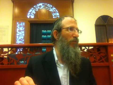 הרב ברוך וילהלם - תניא - ליקוטי אמרים - המשך פרק י