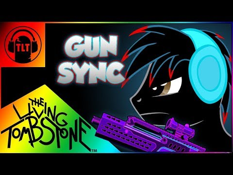 ♪ DISCORD (REMIX) ♪  ~ OVERWATCH GUN SYNC  ~ The Living Tombstone Remix (w/Lyrics)
