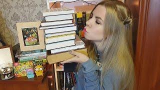 Книжные покупки и подарки лета // Часть 1(Привет-привет! В этом видео я рассказываю о части книг, которые появились у меня летом. Дженди Нельсон