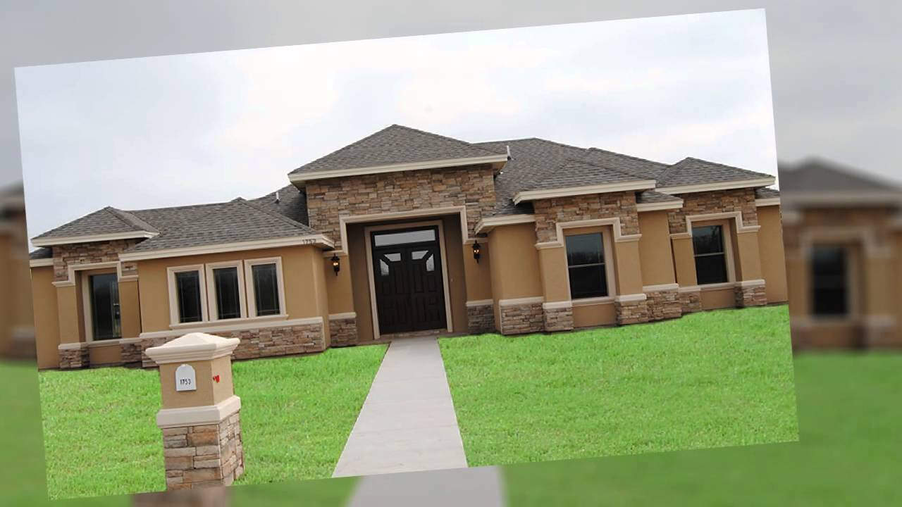 Reyna Homes Mcallen Custom Home
