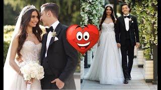 Le mariage du footballeur Mesut Özil