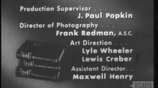 Perry Mason Closing (1958)/ Viacom Enterprises *Low Toned* (19…