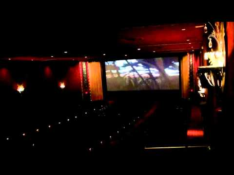 Ziegfeld Theatre's curtains close
