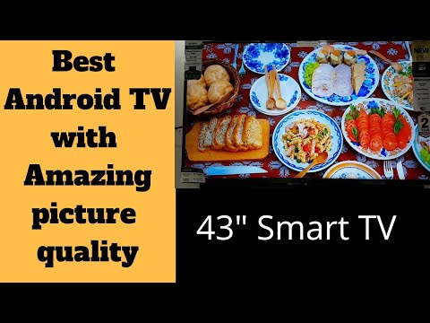 Best Android smart TV |2018 | Sony X75f Review