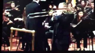 UNT Symphony Orchestra featuring Kenny Davis