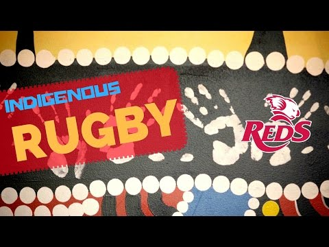 Growing Indigenous rugby with Queensland Reds