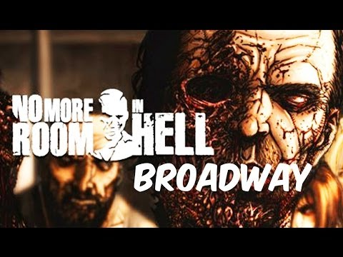 No More Room In Hell   MAP CLIP (Broadway)