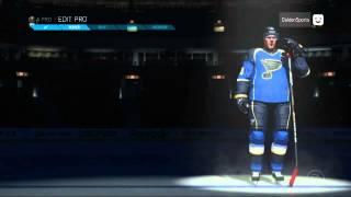 """Hockey-NHL-NHL 15-The Creation Of G """" SlapShot Strokes """" - NHL 15 Be A Pro Mode"""