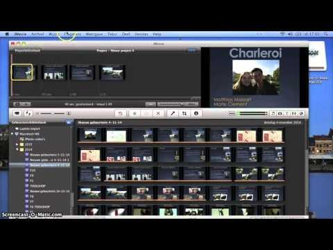 hoe een video bewerken