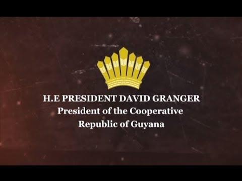President David Granger Addresses CUFFY 250 Forum - August 20,2017