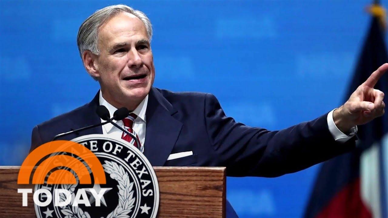 Texas Gov. Greg Abbott bans coronavirus vaccine mandates ...