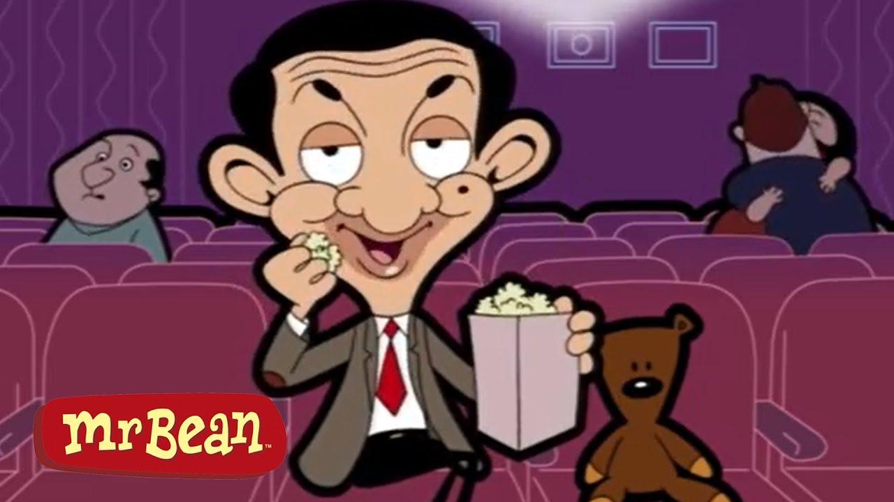 Mr Bean Cartoon | CINEMA | Mr Bean Cartoon Season 1 | Funny Clips | Mr Bean Official