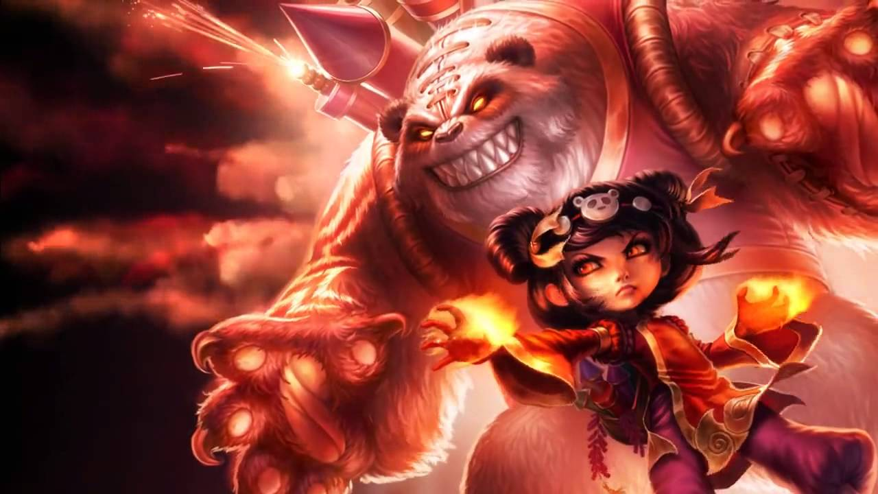 annie original splash art - photo #20