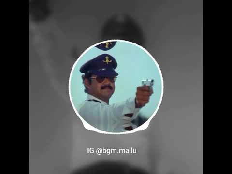 IRUPATHAM NOOTAND || MOHANLAL || MASS || BGM || Cute Dubsmash & Ringtone