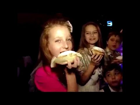 Israeli children sing Russian Hanukkah song of Vladimir Shainsky | Jewish songs music Israel
