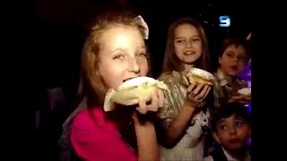 Israeli children sing Russian Hanukkah song of Vladimir Shainsky | Jewish music Владимир Шаинский
