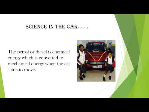 science in everyday life by Bhavana