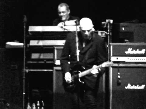 The Stranglers Peasant In the Big Shitty Glasgow 28-02-2014