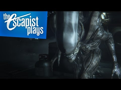 Mistakes Are Made - Alien: Isolation, Part 8 (The Escapist Plays)