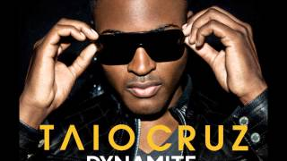 Taio Cruz- Dynamite (Audio)