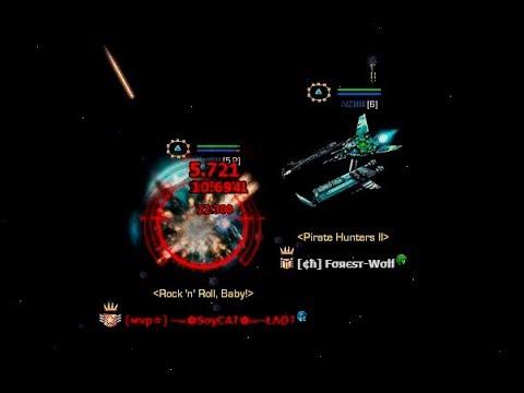 Darkorbit - Insane Fights On BL + CyberBullying With Chief General
