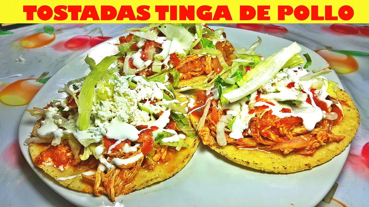 How to Make Tinga De Pollo foto