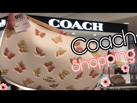 Coach Handbags Shopping | June 2019