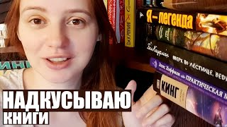 TRY A CHAPTER TAG | читаю 5 книг