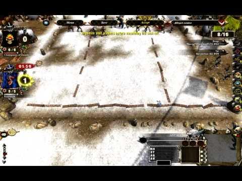 Blood Bowl Match 60 (Norse vs Undead)