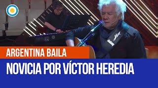 """""""Novicia"""" por Victor Heredia en #Argentina"""