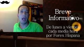 Breve Informativo - Noticias Forex del 7 de Noviembre del 2017