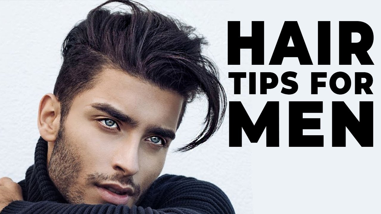 ULTIMATE GUIDE - Healthy Hair for Men | How To Have Healthy Hair | Alex  Costa