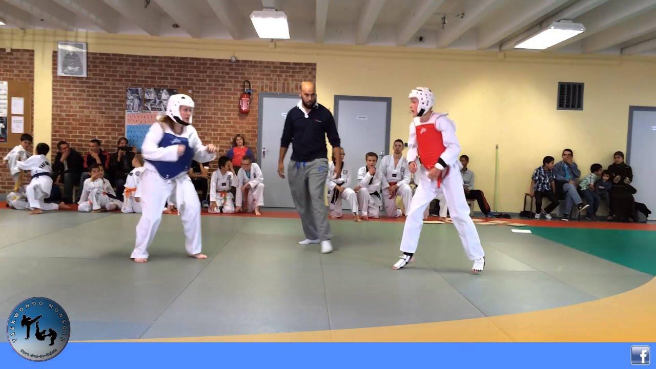 club taekwondo mons en baroeul
