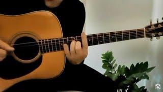 Earth Wind & Fire - Fantasy - Acoustic Guitar Fingerstyle