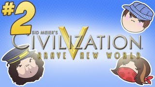 Civilization V: Brave New World - PART 2 - Steam Train
