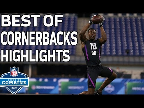 Best of Cornerbacks Workouts! | NFL Combine Highlights