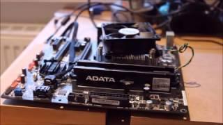 DIY Wooden PC Case - Media Machine
