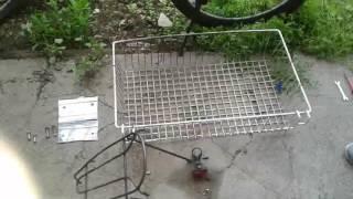 Кузов для скоростного велосипеда (часть 1)(Всем привет с вами илья инженер и в этом видео мы вам покажем как сделать кузов для скоростного велосипеда...., 2016-08-11T13:00:35.000Z)