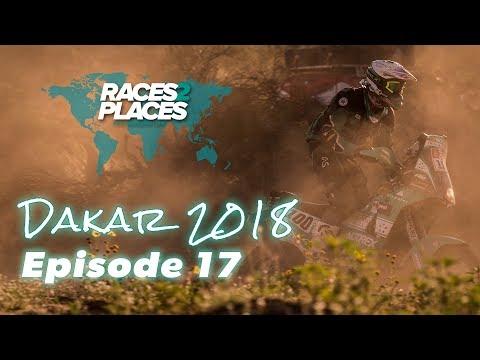 Lyndon Poskitt Racing: Races to Places - Dakar Rally 2018 - Episode 17 - Stage 12
