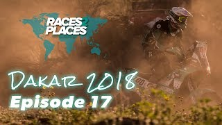 Lyndon Poskitt Racing: Races to Places - Dakar Rally 2018 - Episode 17 - Stage 12